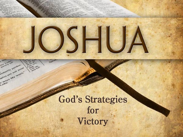 joshua strategies for victory